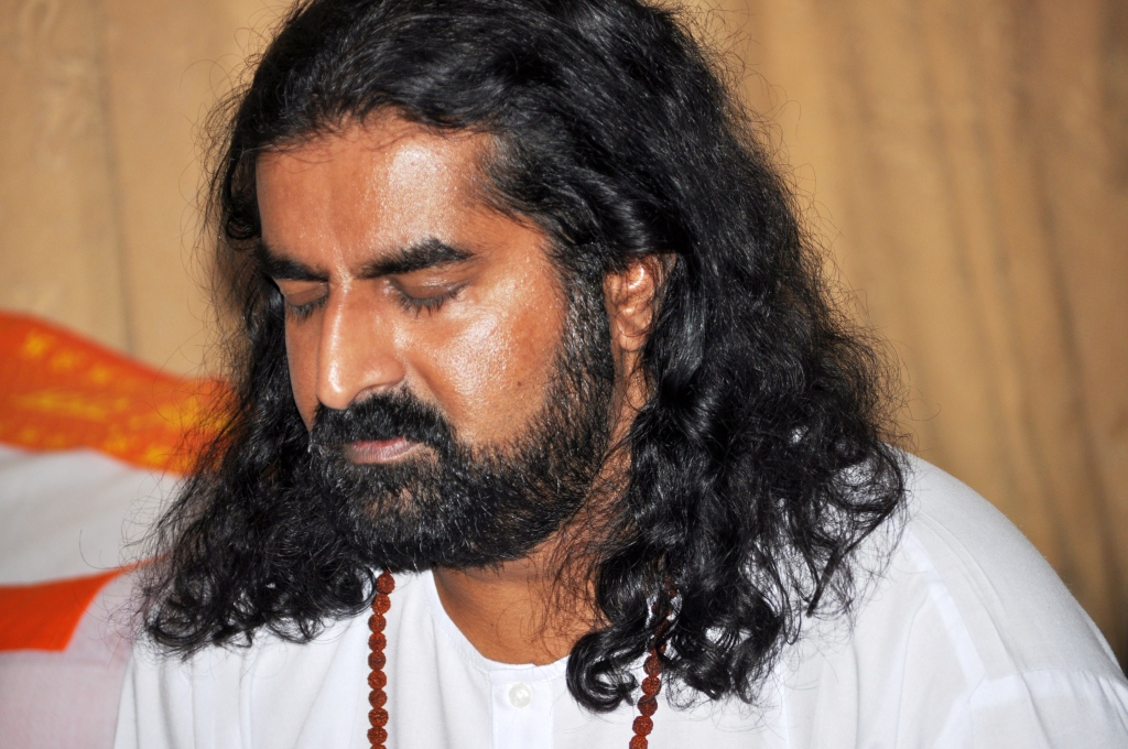 Even when we can meditate, chanting can lead to deeper meditation. The name of Lord, the sound, the breath, the vibration, everything helps silence of the mind.