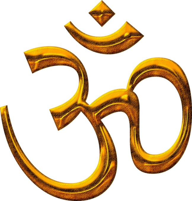 "The name itself can be considered as the form of God, where the sound is the form. The sound ""OM"" can be considered the form of God because God is formless or all forms."