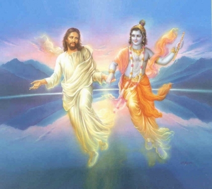 All manifestations have come out of one God