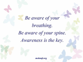 M awareness is the key