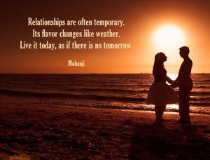 Mohanji quote - Relationship 2