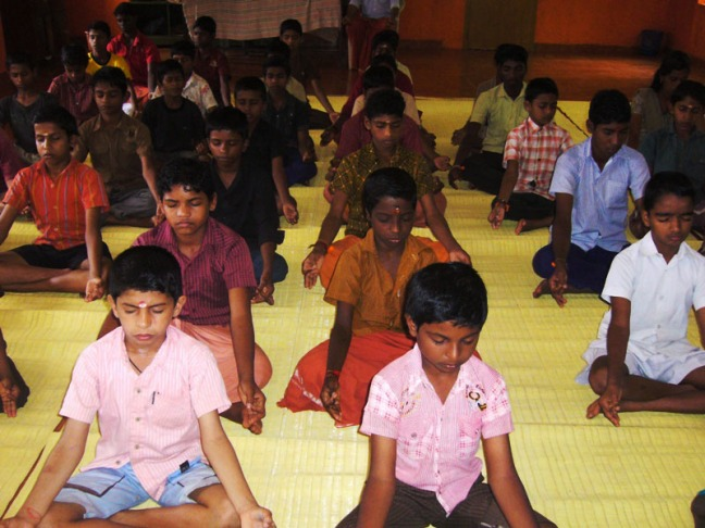 Power of Purity  - kerala-meditation-