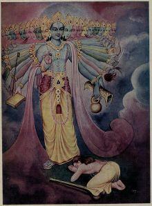 1 Narada_found_Vishnu_as_macroform
