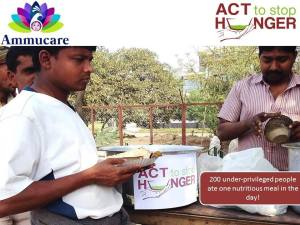 ACT to stop hunger