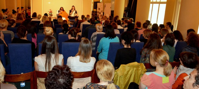 Meditation group in Belgrade, Serbia - Satsang with Mohanji 1