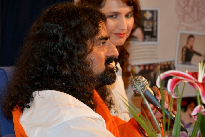 Satsang with Mohanji in Belgrade 16 May 2015