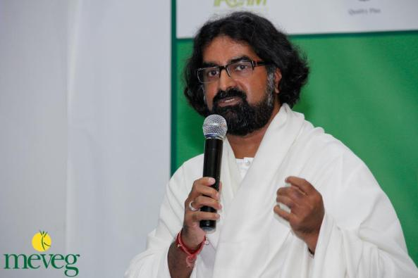 meveg- Dubai 2013 Mohanji Passion for Compassion