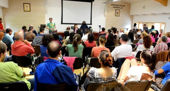 Retreat with Mohanji in Serbia 2014