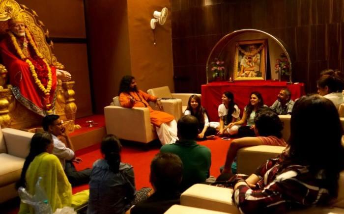 Satsang with Mohanji