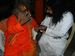 Vittal Babaji and Mohanji