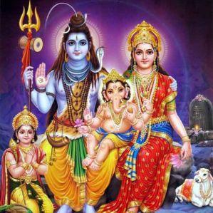 Shiva-Parvati-Ganesha-and-Subramanya-Ganesha-Family