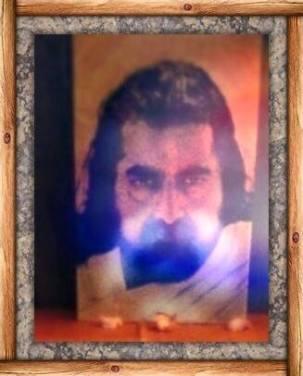 Mohanji reflecting Hanumanji