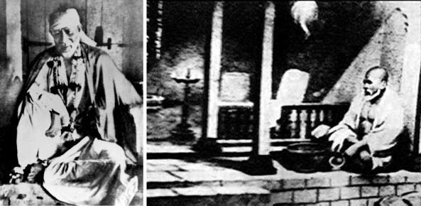 Shirdi Sai Baba, original photos