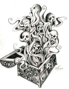 fear hatred anxiety anger frustrations pandoras-box