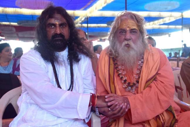 mohanji with guru