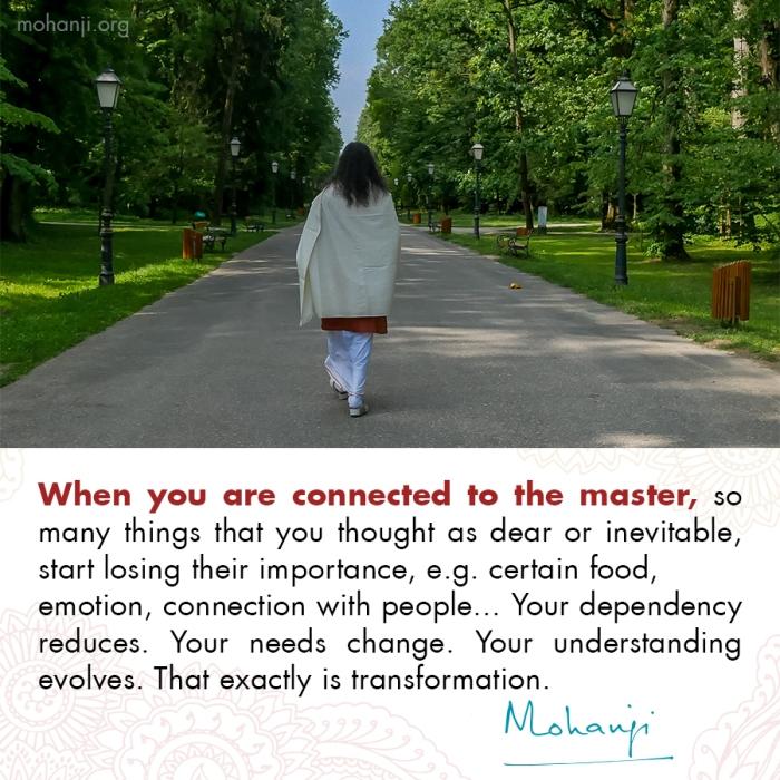 Mohanji quote - Transformation 2