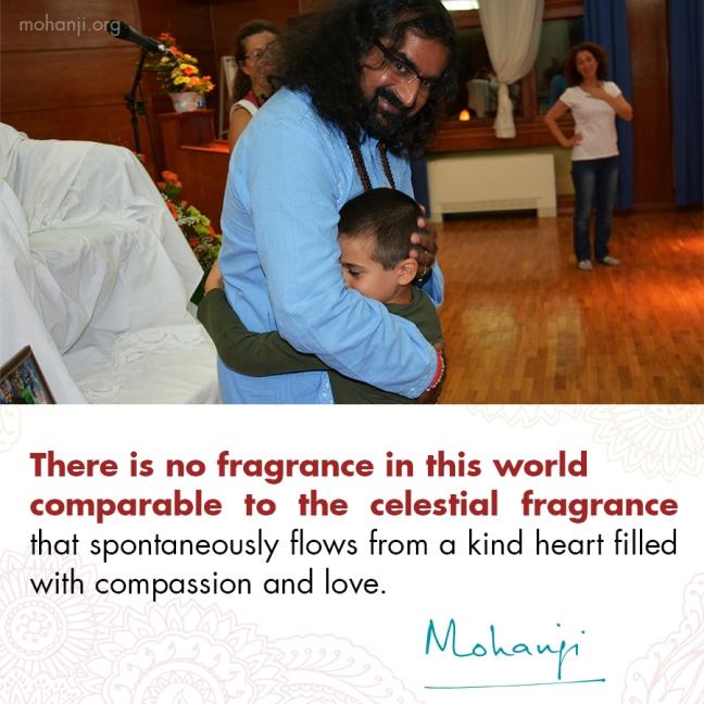 Mohanji quote - Compassion