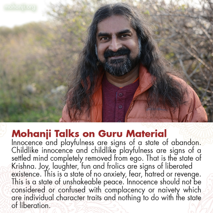 Mohanji quote - Guru material 3