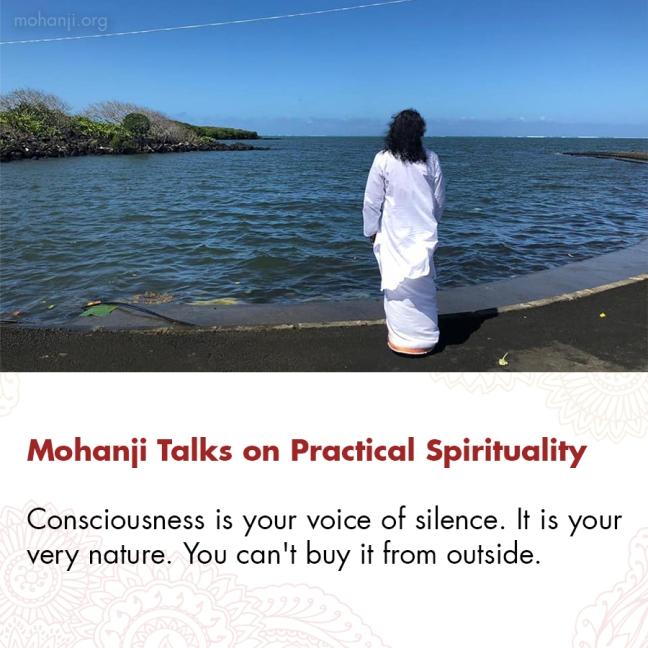 Mohanji quote - Practical Spirituality 2