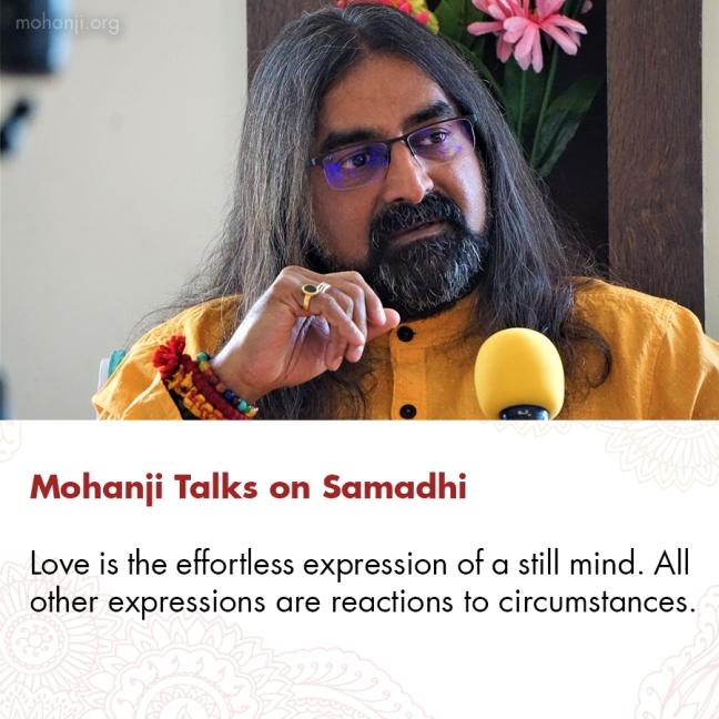 Mohanji quote - Samadhi 2
