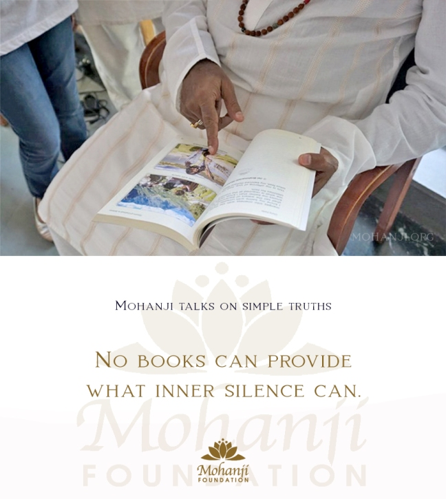 Mohanji quote - Truth 5 (Simple truths)