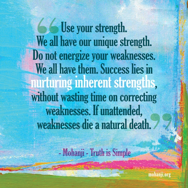 Mohanji quote - Truth is Simple 2