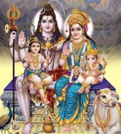 Shiva, Parvati, Muruga, Ganesha - Mohanji explains how we invoke these dimensions of super consciousness - Zoom satsang
