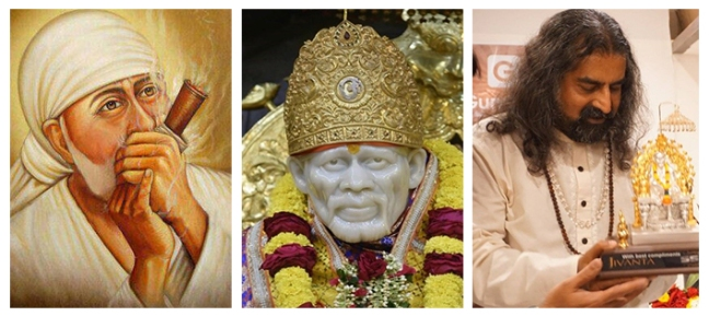 Shirdi Sai Baba and Mohanji