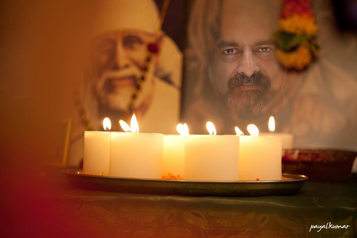 Mohanji 192 with Shirdi Sai Baba - Guru's gifts - poem by Biljana Vozarevic