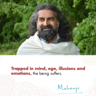 mohanji-quote-trapped-being