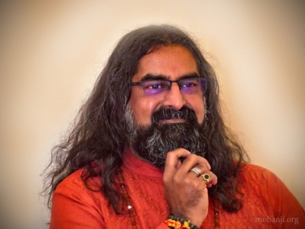 Mohanji beard