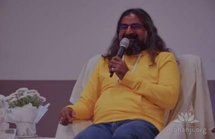 Mohanji yellow