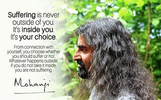 suffering choice