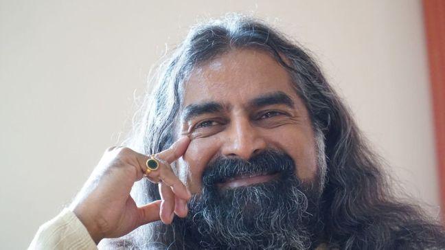 Mohanji smiling