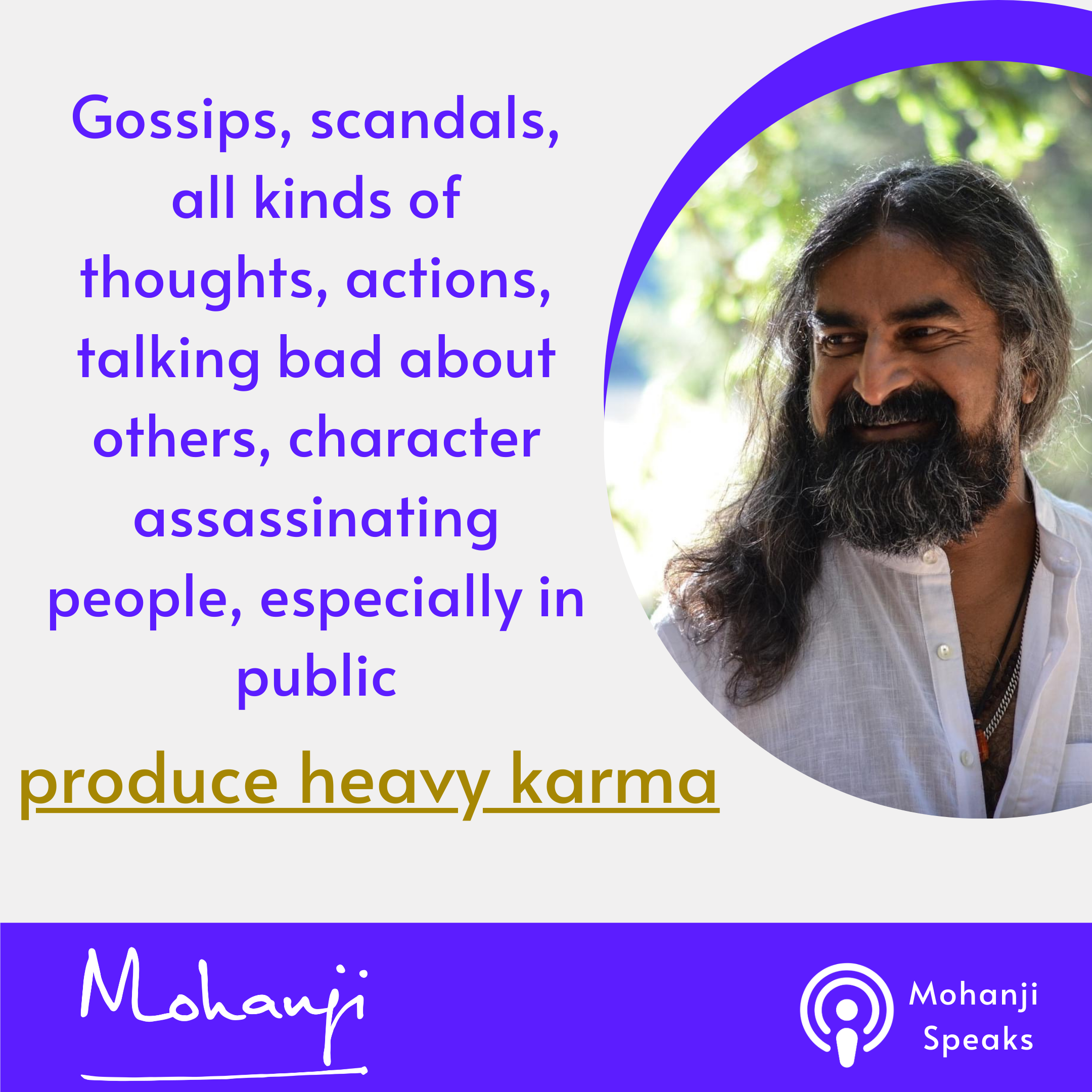MS Podcast 61-Gossip-karma